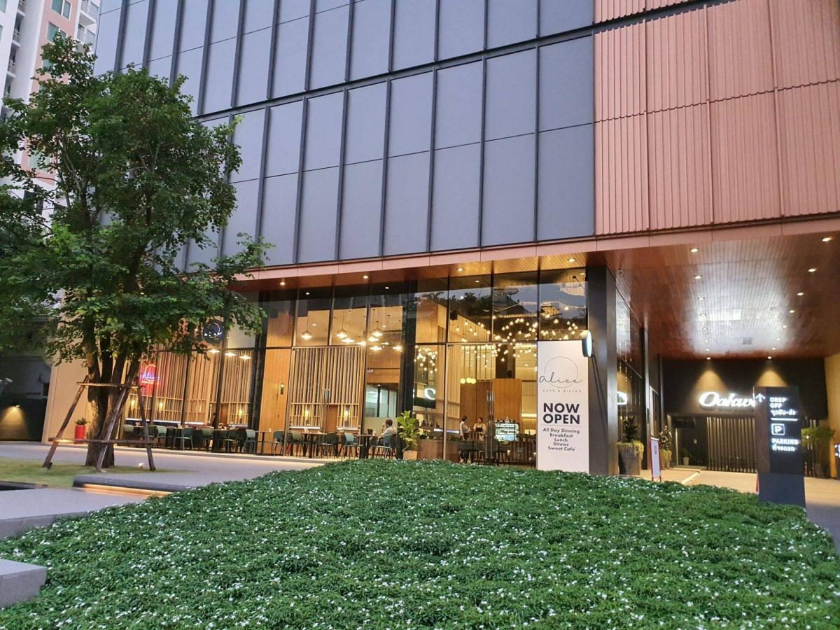 'โรงแรม โอ๊ควูด สวีท แบงค็อก' เป็นโรงแรมและเซอร์วิสอพาร์ทเม้นท์ระดับ 5 ดาว แห่งแรกในประเทศไทย