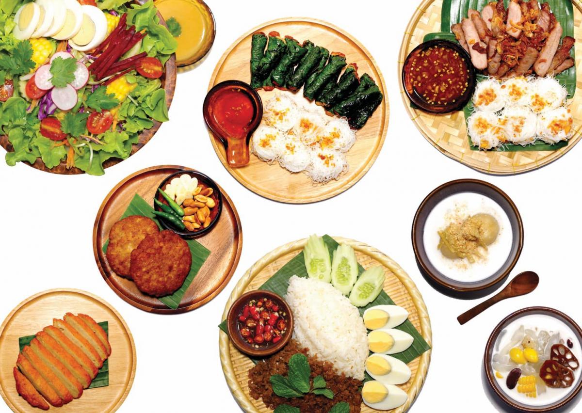 รีวิวอาหารเวียดนาม Halongbay Bangkok