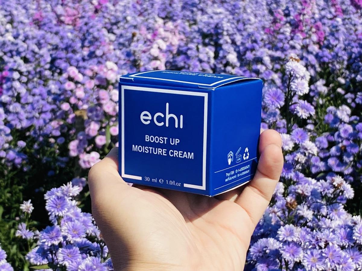 ชะลอความอ่อนวัย ECHI Active Ingedient