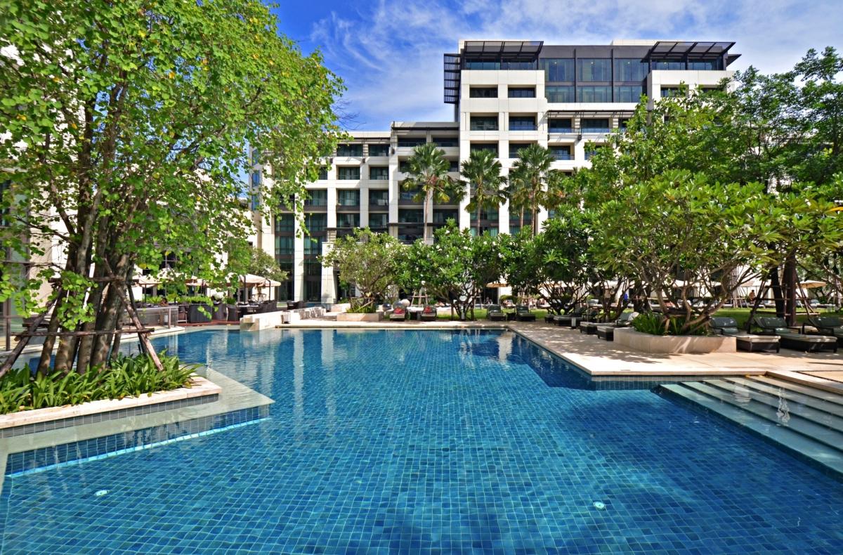 เติมพลังให้กับชีวิตด้วยการพักผ่อนในบรรยากาศเออร์เบินโอเอซิสรีสอร์ทอันแสนเงียบสงบ ณ โรงแรมสยามเคมปินสกี้ กรุงเทพฯ กับแพ็คเกจ 'Escape in the City'