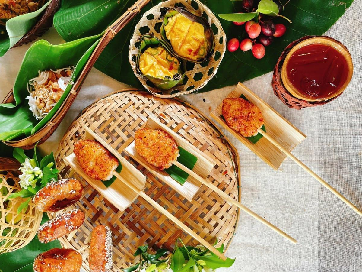 ยกระดับอาหารพื้นบ้านชุมชนไตลื้อ สู่ระดับพรีเมียม กลไกในการส่งเสริมการท่องเที่ยวเชิงสร้างสรรค์